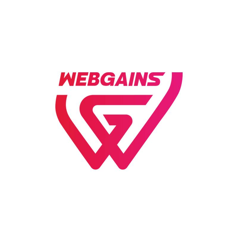 Logo von WEBGAINS