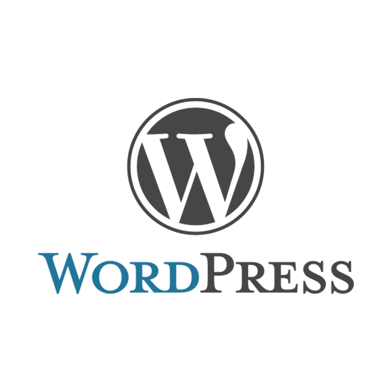 Logo von WordPress