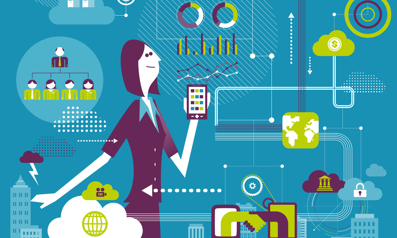 Digitalisieren Sie Ihr Unternehmen jetzt!