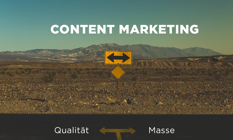 Content als Kriterium für das Suchmaschinen-Ranking