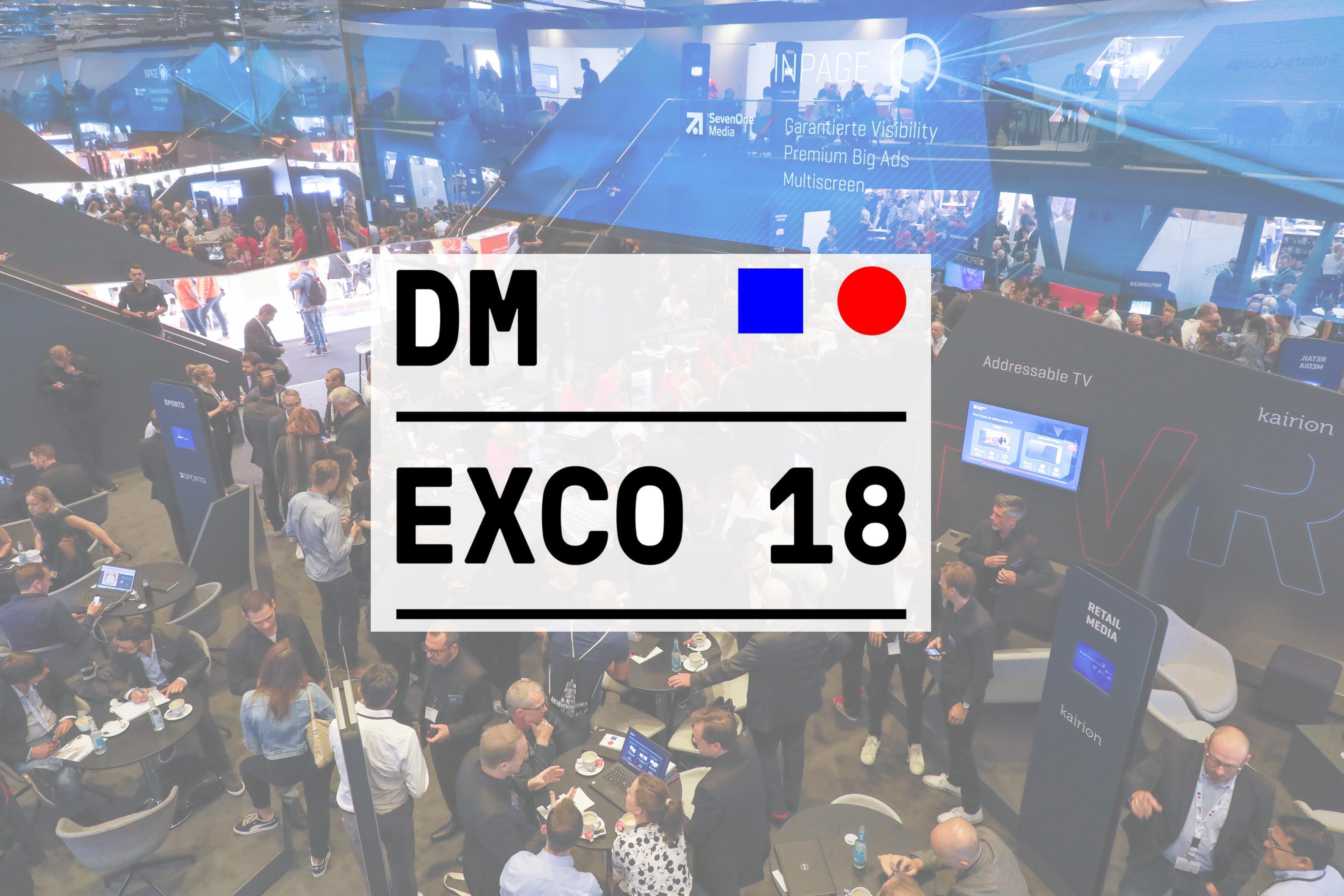 DMEXCO 2018 - TAKE C.A.R.E. (© koelnmesse)