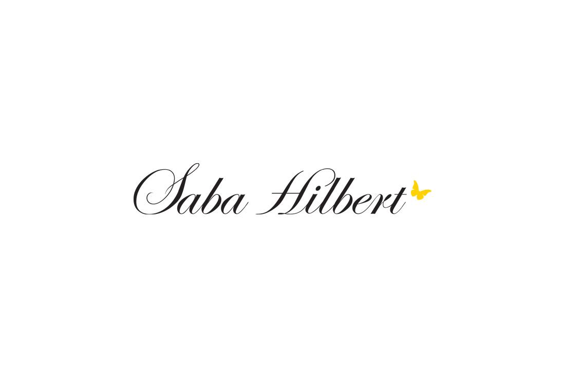 Branding: Logo von Saba Hilbert