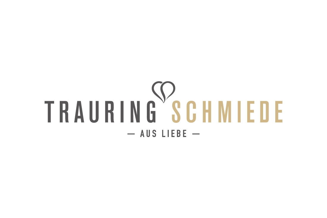 Branding: Logo der Trauringschmiede