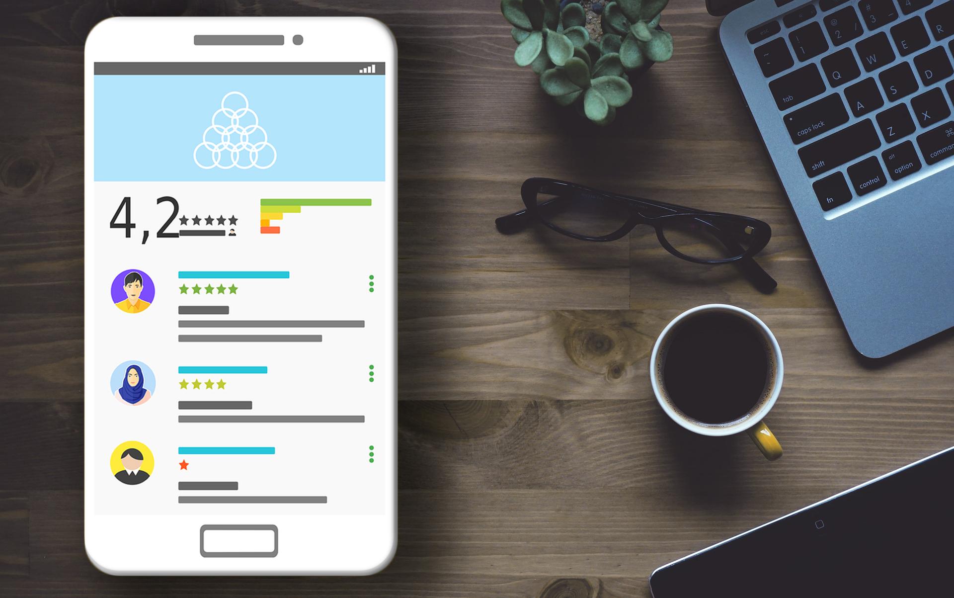 Google Bewertungen: Rankingfaktor und Instrument der Kundengewinnung